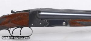 Winchester Model 21 12 gauge SxS shotgun