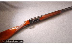 12 gauge Winchester Model 21 Trap Double Barrel Shotgun