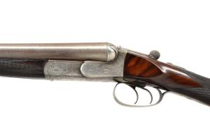 10 gauge Joseph Jakob boxlock double barrel shotgun