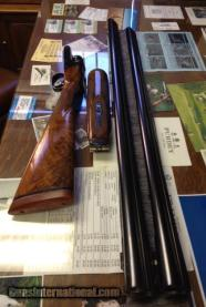 Winchester Model 21, DUCK, Factory 2 BBL Set