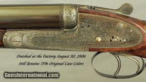 HOLLAND & HOLLAND 450 #2 N. E. ROYAL DOUBLE RIFLE VERY RARE CARTRIDGE
