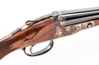 Lot 190: Winchester-Parker Reproduction DHE Grade Side-by-Side Shotgun