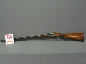 Lot 314: Iver Johnson Hercules grade 20ga barrel length 28in length of pull 14in SN 24152