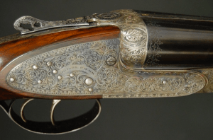 Fabio Zanotti 12 gauge Double Barrel Sidelock Double Barrel Shotguns
