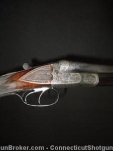 "J. P.  Sauer Model 45, box lock, 20ga., 26"" barrels"