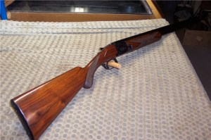 20g Belgian Browning Superposed Lightning O/U Shotgun