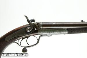ALEXANDER HENRY HAMMER DOUBLE RIFLE .500 BPE