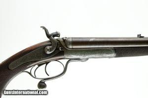 ALEXANDER HENRY HAMMER DOUBLE RIFLE .500 BPE