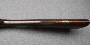 16g Parker DH with a straight grip and damascus barrels.