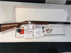 28 gauge Ruger Red Label Over-Under Double Barrel Shotgun