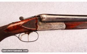Simson BLE SxS Double Barrel Shotgun, 12 Gauge