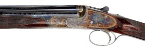 .410 Boss Over-Under (O/U) Double Barrel Shotgun. Coming to auction Fall, 2014.Info at Juliaauctions.com