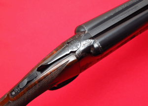 "Winchester Model 21 ""Custom Grade"" Side-by-Side 12-gauge"