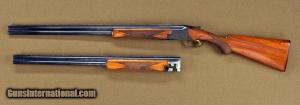 Browning Superposed (2-Barrel Set in Browning case) 20 gauge