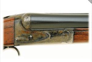 Lot 214: A H Fox Sterlingworth Boxlock Double Ejector Shotgun