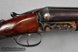"Westley Richards, Boxlock, Side-by-Side shotgun, 12 gauge (factory 2 3/4"" chambers),  s/n T 10993"