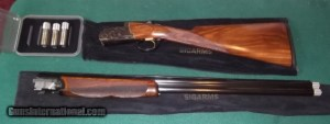 """Sig Arms Aurora TR20 O/U 28"""", 20 gauge, Straight Grip"""