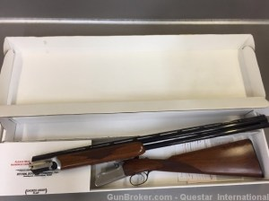 "Ruger Red Label O/U, 28 GA, 28"" bbls, English Stock"