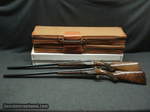 "PAIR PARKER REPRODUCTION 28GA/28"" BARRELS CONSECUTIVE SERIAL NUMBERS"
