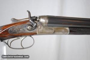 "VOGEL HAMMER SHOTGUN - MADE IN GERMANY - NITRO PROOF 30 3/8"" STEEL BARRELS - 16 GAUGE"