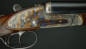 RENATO GAMBA – London Model 12ga SxS Sidelock shotgun