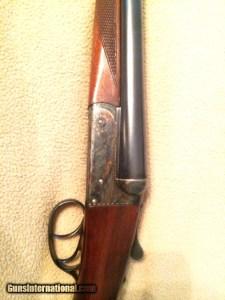 "BC Miroku Model M SXS Double Barrel Shotgun 12 Gauge 2 3/4"""