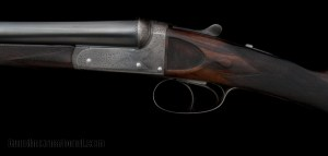 12 gauge William Ford - BLE - Side-by-Side Double Barrel Shotgun