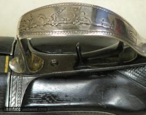 Tatham & Egg O/U Flintlock Shotgun w/ Sliding Bayonet * Makers Registered To The King Of England