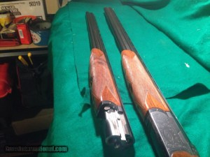 Beretta BL4 Over-Under 20GA & 28GA factory two barrel set