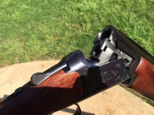 Browning 16-gauge Citori with a 28 in bbl and 2¾ inch chamber