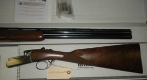Ruger Red Label Over Under Shotgun, 28 ga, 26 inch