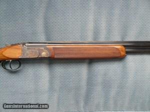 B. Rizzini DOUBLE TRIGGER 28 gauge OU Double Barrel Shotgun