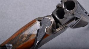 """20 gauge Sig Arms """"Aurora"""" TR 20 Over Under Shotgun"""