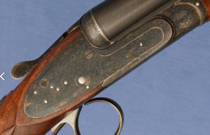 1992 - Armi F.lli Bertuzzi, Gardone, V. T. Italy - - Best Quality Sidelock Ejector - Game Gun - 16ga 2 Bbl Set