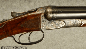 Ansley H. Fox B/BE Grade 16/20 Gauge SxS Shotgun