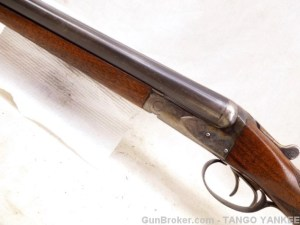 "Fox Sterlingworth Skeet & Upland Game 16 Ga Straight Stock Shotgun, 28"" - Made 1935 – Mod & Imp Mod – 6 Lb 7 Oz"