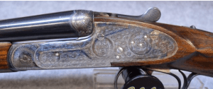 Arrieta Model 557 28 gauge Double Barrel Shotgun