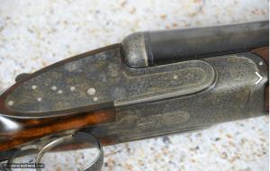 "Piotti King #1 12ga SxS Double Barrel 30"" Pre-Owned Shotgun SN:8026"