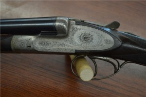 H. Mahillon 20g SxS Double Barrel Shotgun