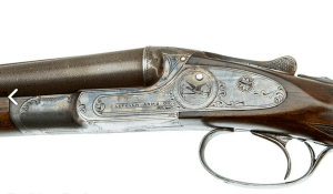 LEFEVER FE 20 GAUGE SxS DOUBLE BARREL AMERICAN SHOTGUN