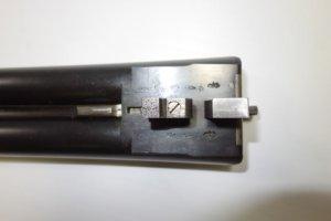 N. Guyot, Paris, 12 gauge, double barrel, SxS, sideplated boxlock shotgun
