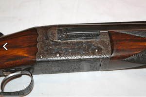 20g Westley Richards Ovundo Over-Under Shotgun.