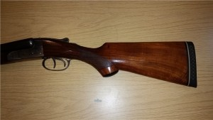 16 gauge Ithaca NID Side-by-Side Shotgun