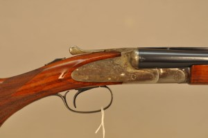 "L.C. Smith Trap Grade, 20 ga. side by side shotgun 26"" & 28"" bbls"