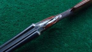 L.C. SMITH No. 2 12 GAUGE HAMMERLESS SXS SHOTGUN