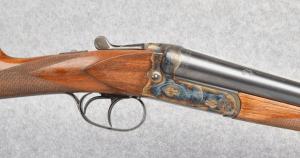 J. P. Sauer SxS Boxlock Shotgun in 12 Gauge