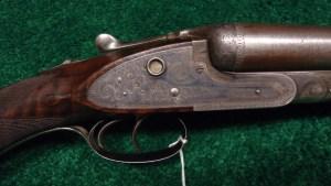 W. & C. Scott Monte Carlo B SxS Shotgun, from LeroyMerz.com