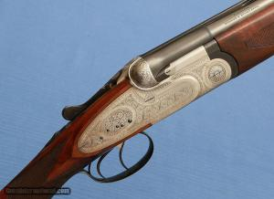 1960 - Beretta SO2 Over Under Double Barrel Shotgun