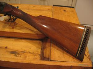 "ernardelli Gamecock 12g SxS 28"" Straight Grip"