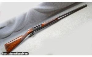 Winchester Model 21 SxS - 3 Bbl, 20 & 28 gauge set: Price: $16,669.99